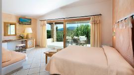 Номер Relax - Талассо & СПА-гостиница Marinedda