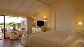 Executive Deluxe Sea Room  - Hotel Castello - Forte Village Resort