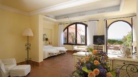 Junior Suite - Hotel Castello - Forte Village Resort