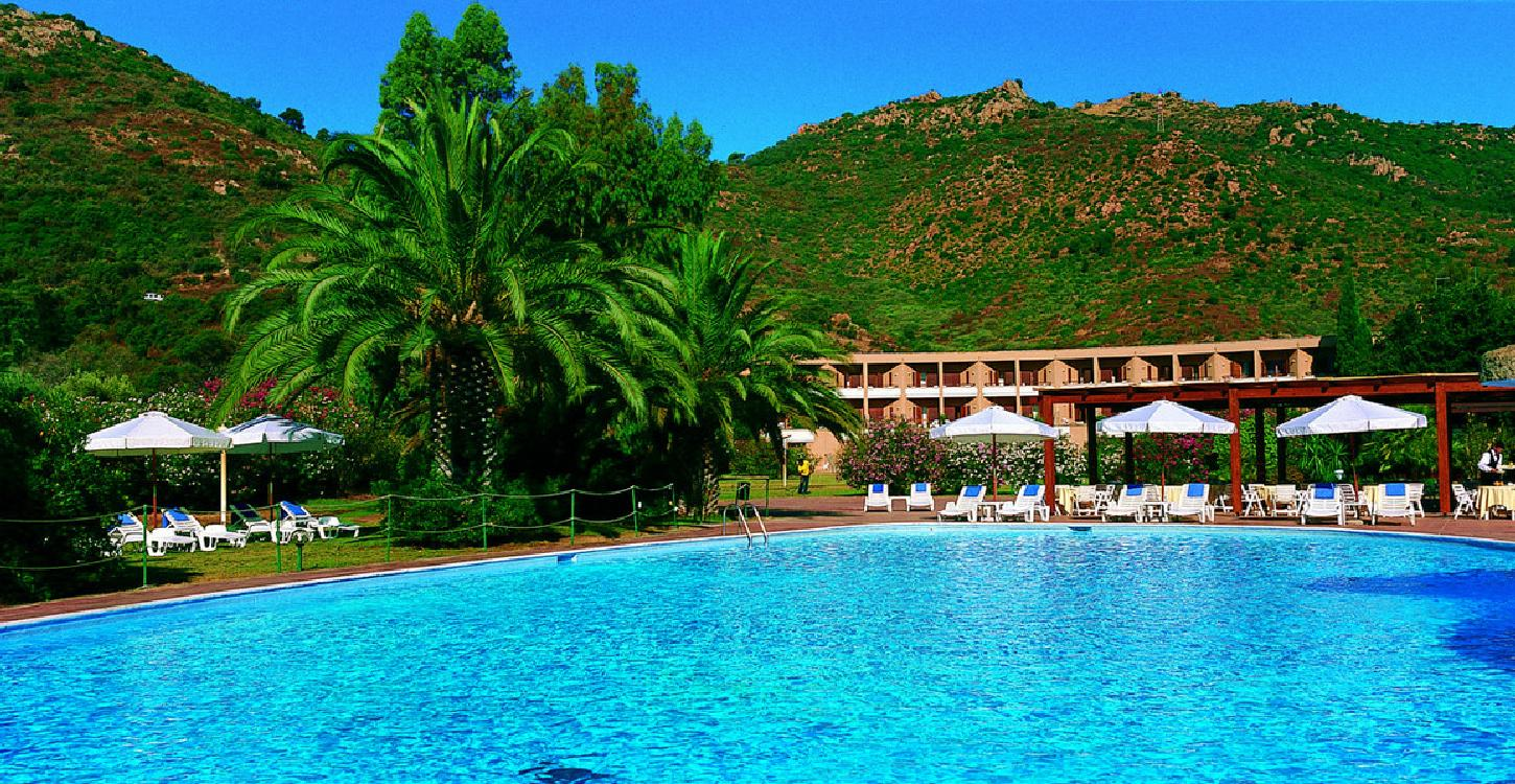 Is Molas Resort, Pula