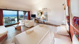 Senior Family Suite Sea View - Licciola - Valle dell'Erica Resort Thalasso & SPA - Delphina