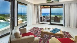 Imperial Suite Sea View - Licciola - Valle dell'Erica Resort Thalasso & SPA - Delphina