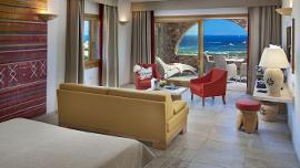Junior Suite Exclusive Sea View - Licciola - Valle dell'Erica Resort Thalasso & SPA - Delphina