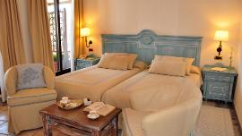 Hill Side Room - Abi D'Oru Hotel