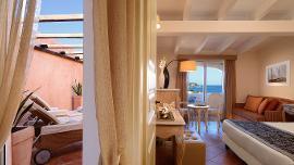 Deluxe Zimmer - Colonna Pevero Hotel