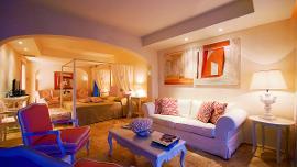 President Suite - Colonna Pevero Hotel