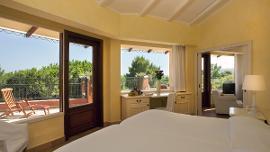 Imperial Suite - Hotel Castello - Forte Village Resort