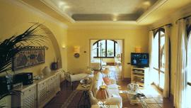 Presidential Suite  - Hotel Castello - Forte Village Resort