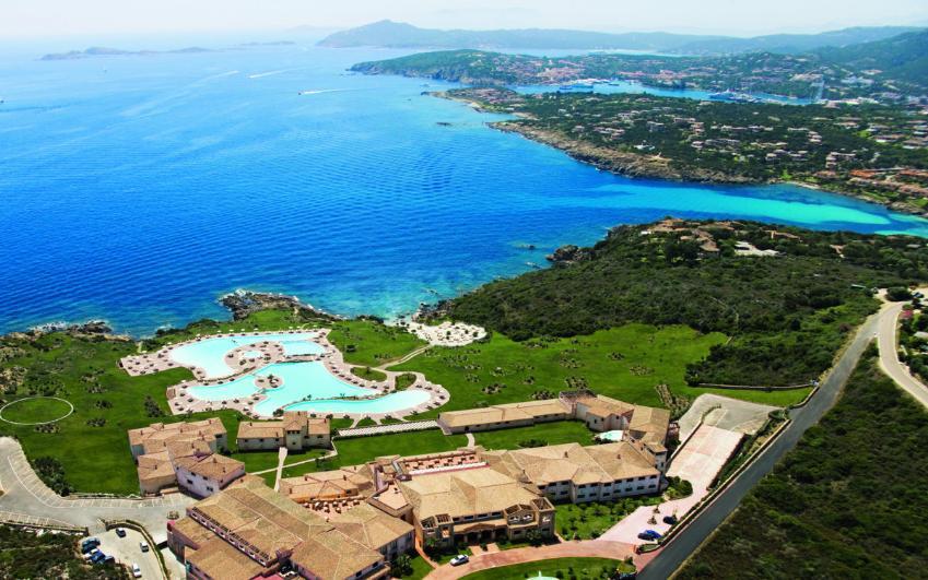 Letto Matrimoniale Maddalena : Colonna resort a porto cervo booking online e