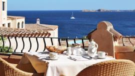 Standard mit Meerblick - Colonna Resort