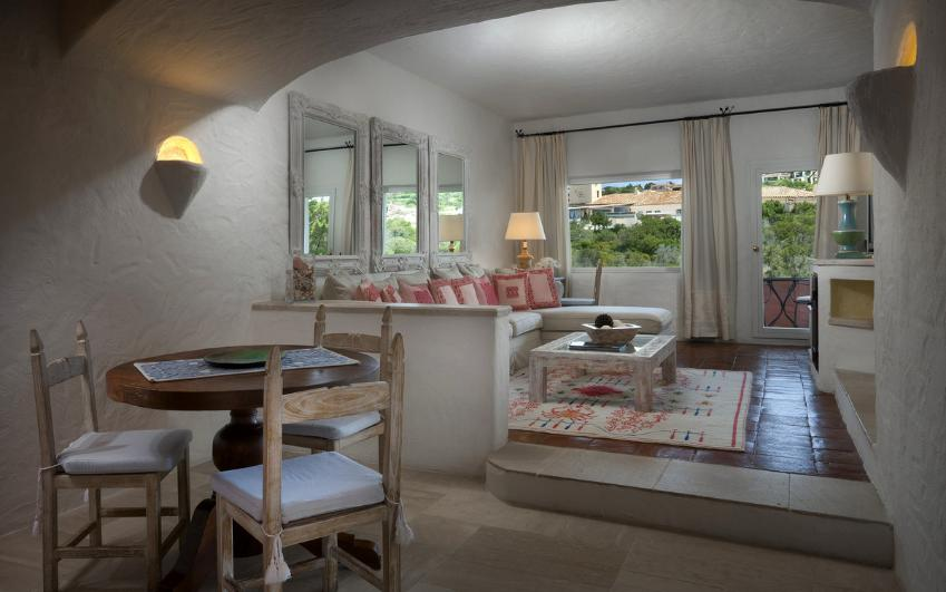Cervo hotel costa smeralda resort porto cervo sardegna for Arredamento sardo
