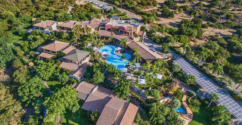 Cruccuris Resort, Villasimius