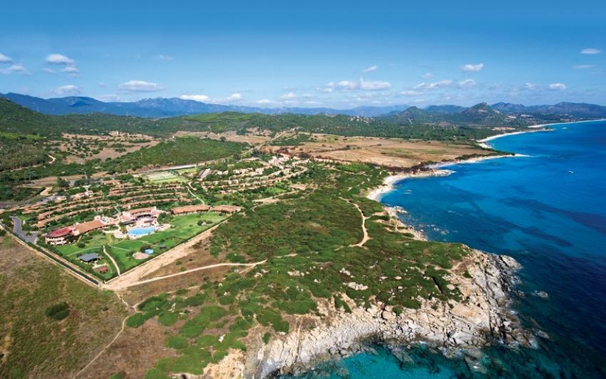Sant'Elmo Beach Отели