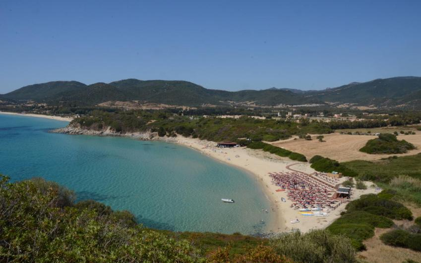 Hotel Sant Elmo Beach Costa Rei