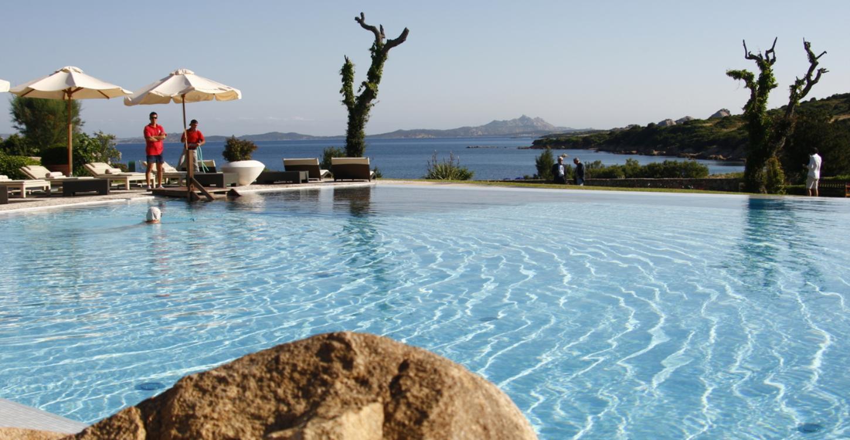 Ea Bianca Luxury Resort, Baja Sardinia