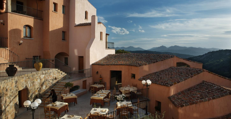 Hotel Arathena, San Pantaleo