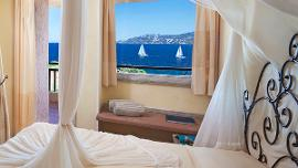 Suite Family mit Meerblick - Capo D'Orso Hotel Thalasso & SPA - Delphina