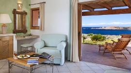 Suite mit Meerblick - Torreruja Hotel Relax Thalasso & SPA