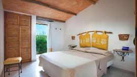 Senior Suite  Deluxe Parco with Sea View - Cala di Lepre Park Hotel & SPA - Delphina