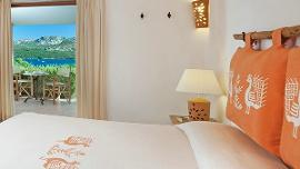 Standard Golfo with Sea View - Cala di Lepre Park Hotel & SPA - Delphina