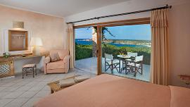 Relax Room with Sea View - Marinedda Hotel Thalasso & SPA