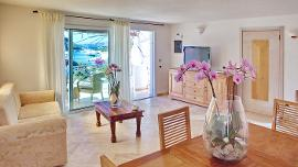 Manor two-room apartment with partial Sea View - Poltu Quatu Grand Hotel