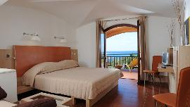 Junior Suite Vista Mare - Hotel Le Ginestre