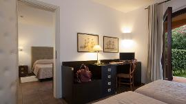 Family Zimmer - Hotel Le Ginestre