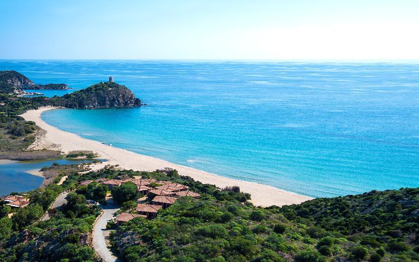 Hotel Baia – Chia Laguna Resort Chia Sardegna - Italia