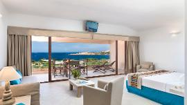 Junior Suite Executive with Sea View - Torreruja Relax Thalasso & Spa Hotel