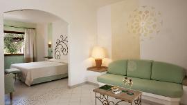 Junior Suite mit partiellem Meerblick - Resort Cala di Falco - Delphina