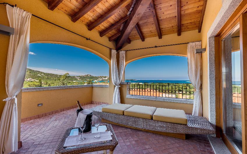 Hotel marana a porto rotondo booking online e informazioni wonderful sardinia - Suite con piscina privata ...